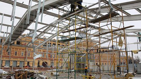 В ногу со временным // Нижегородской ярмарке дают почти полмиллиарда рублей наразвитие
