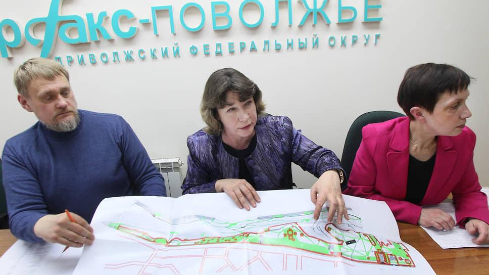 Пограничный инцидент / Нижегородские активисты пока не договорились с властью озонировании «Швейцарии»