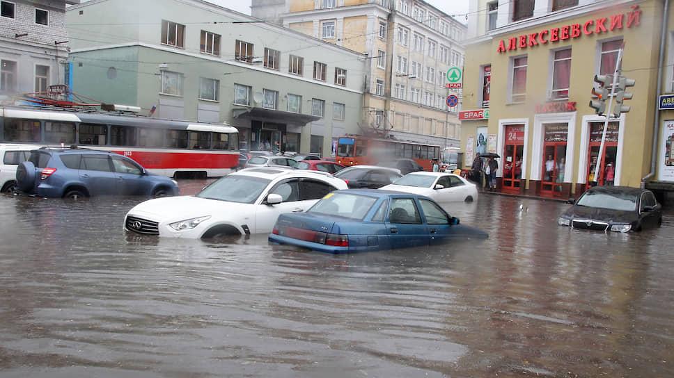 Финансовый потоп / Ливневую канализацию Нижнего Новгорода прочистят безмногомиллиардной концессии с водоканалом