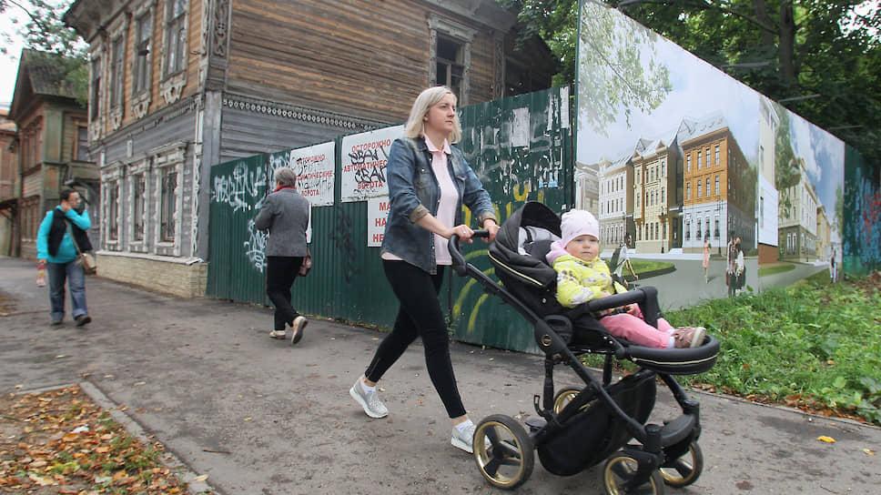Новая и старое / Чиновники пытаются разобраться с судьбой квартала в центре Нижнего Новгорода