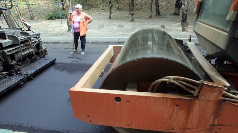 ЛУКОЙЛ забитумирует центр / Компания расширяет производство в Нижегородской области