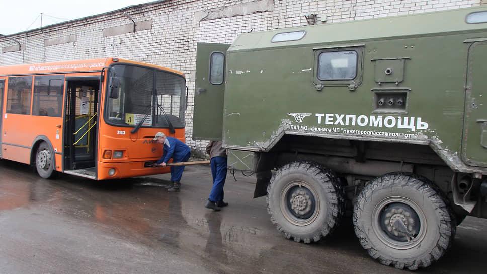 Скатертью автодорога / Гордума вернула Нижегородской области планово убыточный НПАТ