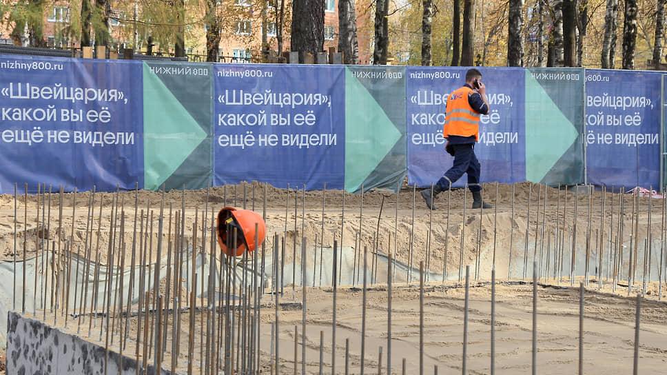 Зимний сад городу не по карману / ГлавУКС Нижнего Новгорода намерен скорректировать проект благоустройства парка