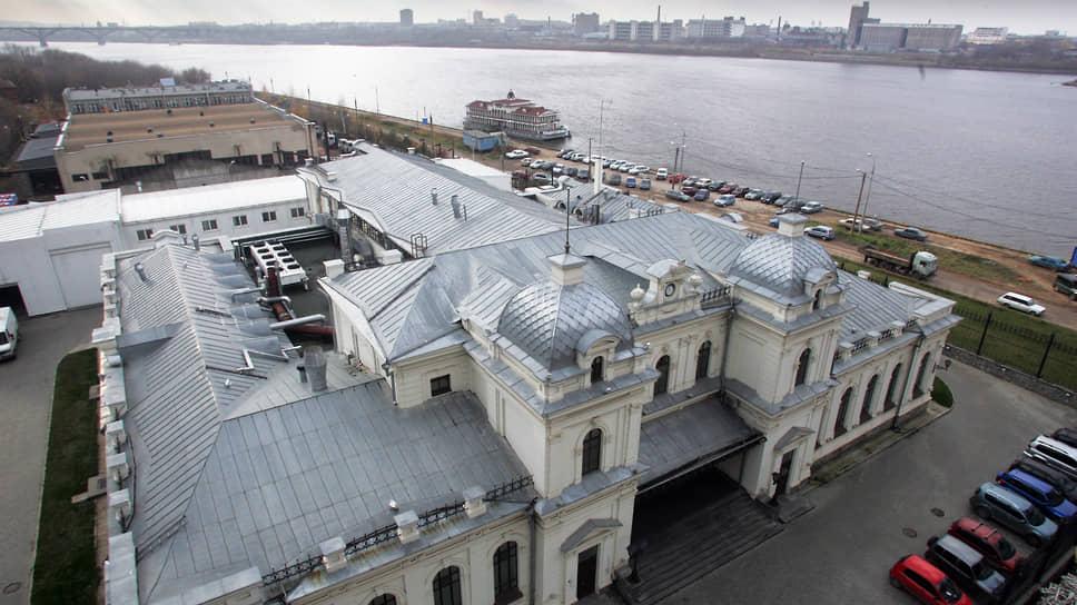 Пока единственным благоустроенным объектом на Черниговской улице является здание бывшего Ромодановского вокзала