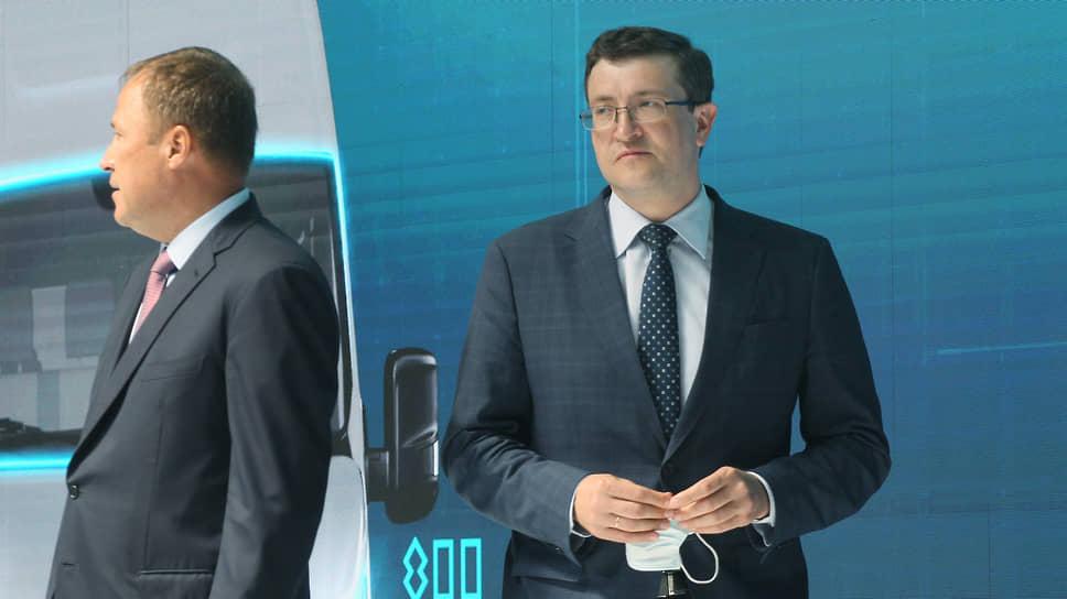В условиях вирусной нагрузки Глеб Никитин подготовил пропускную систему на праздничные мероприятия