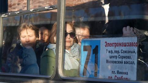 «Желтый бампер» ездит по судам  / Нижегородский перевозчик Дмитрий Каргин оспаривает в суде передачу 71-го маршрута