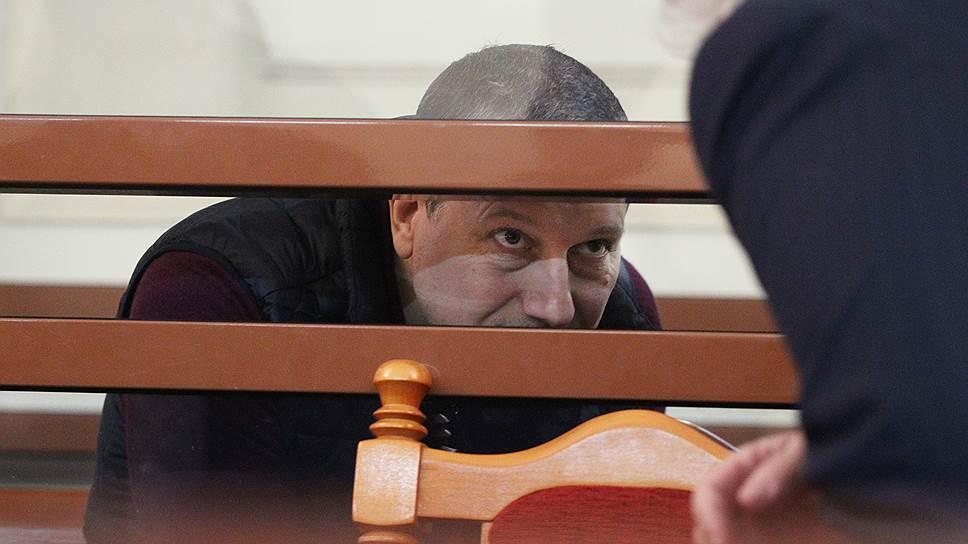 Обвинение просит осудить Олега Сорокина на 12 лет строгого режима
