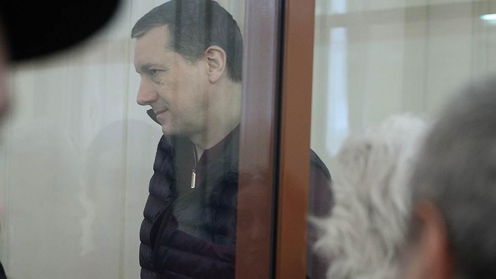 Олег Сорокин отбывает наказание в бывшем лагере ГУЛАГа
