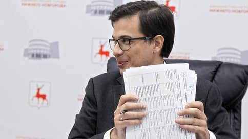 Юрий Шалабаев избран главой Нижнего Новгорода