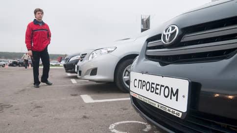 Рынок легковых подержанных автомобилей сократился на 3,7% в Нижегородской области