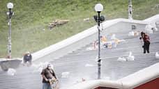 Чкаловскую лестницу торжественно откроют после ремонта 1 августа