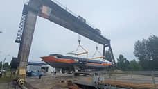 ЦКБ по СПК спустило на воду первый «Метеор»