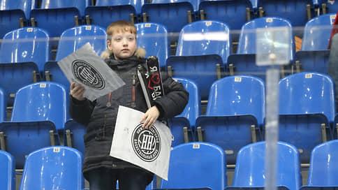 Нижегородские власти просят увеличить число болельщиков на матчах