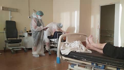 В нижегородских больницах развернули 5,5 тысячи коек для пациентов с COVID