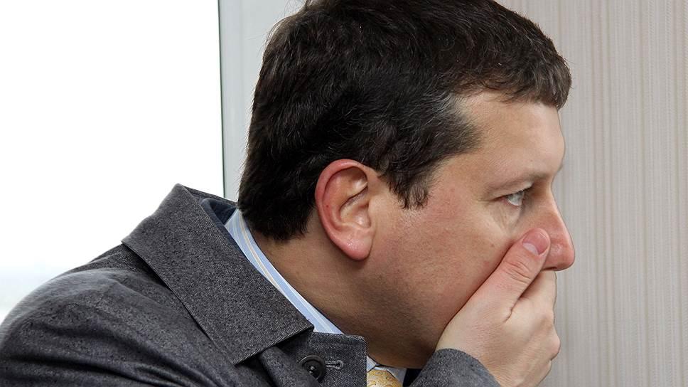 Вице-спикер законодательного собрания Нижегородской области Олег Сорокин