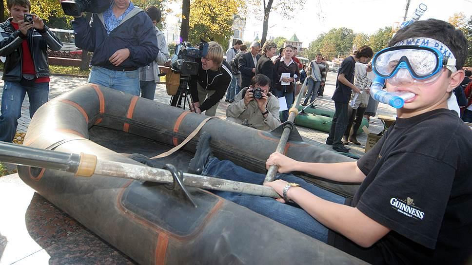 Однако нижегородцы выступали категорически против такого решения и заявляли об этом многократно на митингах и других акциях протеста