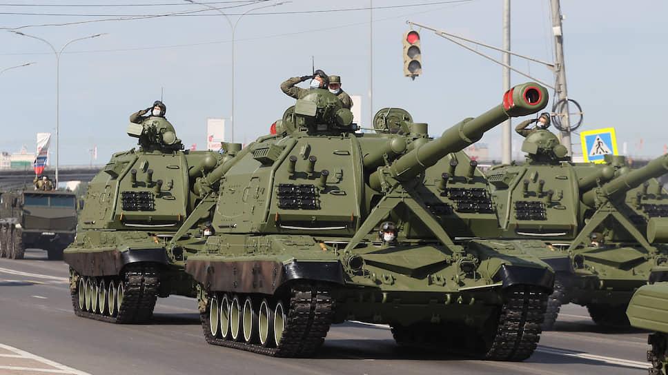 Для настоящих артиллеристов даже красный свет – зеленый