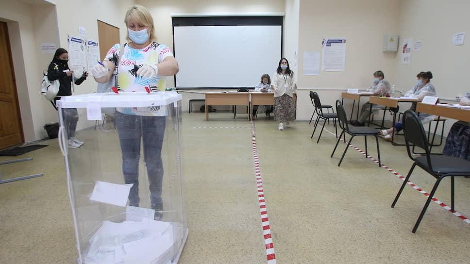 Избиратели на участках должны быть максимально рассредоточены, как и сотрудники УИКов