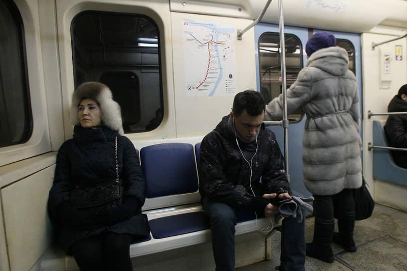 Пассажиропоток нижегородского метро в 2019 году составил около 25 млн человек