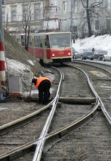 В Нижнем Новгороде большинство водителей трамваем и сотрудников депо – женщины
