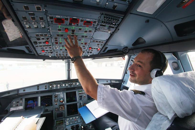 От профессиональных навыков пилота зависит безопасность сотен жизней