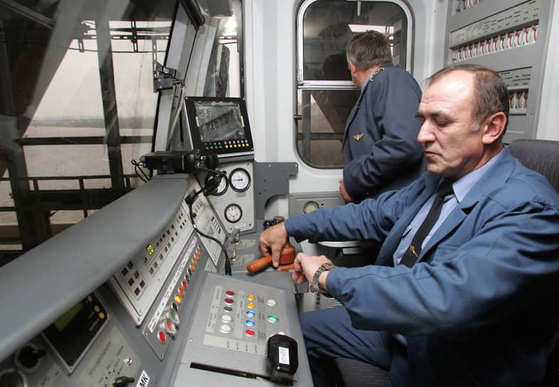 Точность не только вежливость королей, но и правило работы машиниста поезда метро