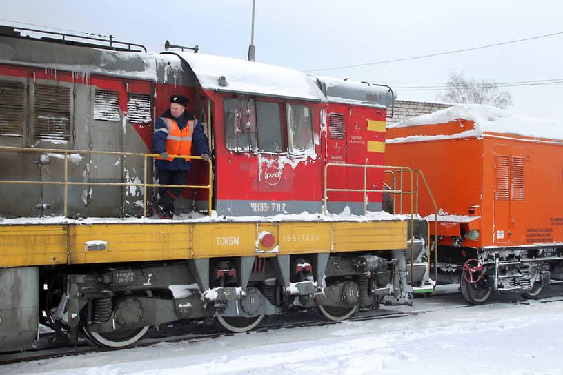 Железнодорожники готовы работать в любую погоду