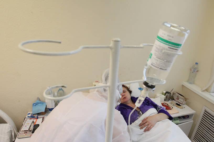 Среди больных ковидом много пожилых нижегородцев. Они тяжело переносят коронавирус