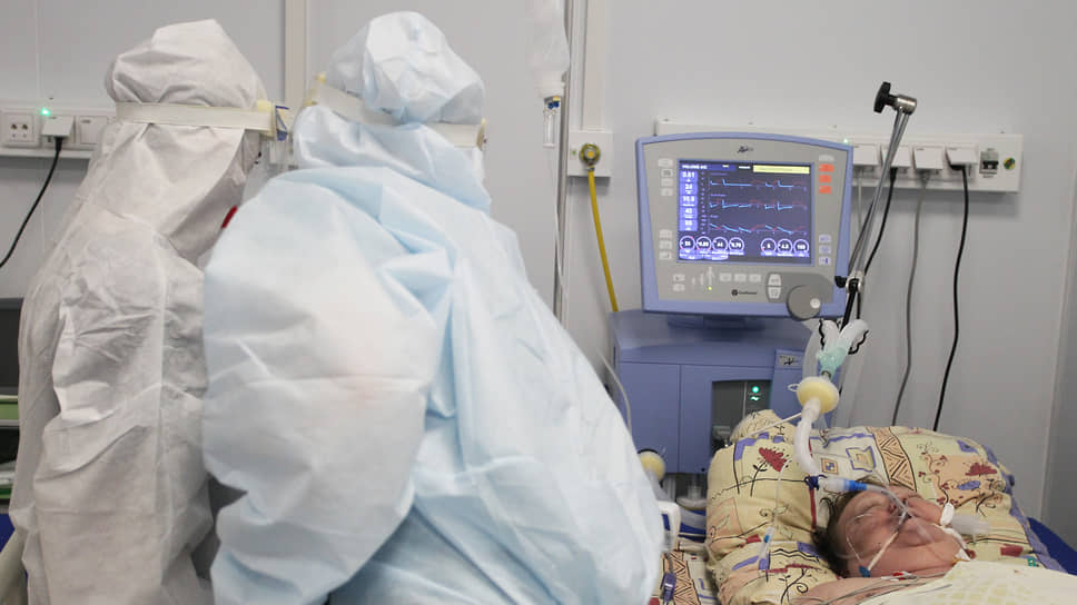 Аппараты искусственной вентиляции легких – единственное спасение для некоторых пациентов