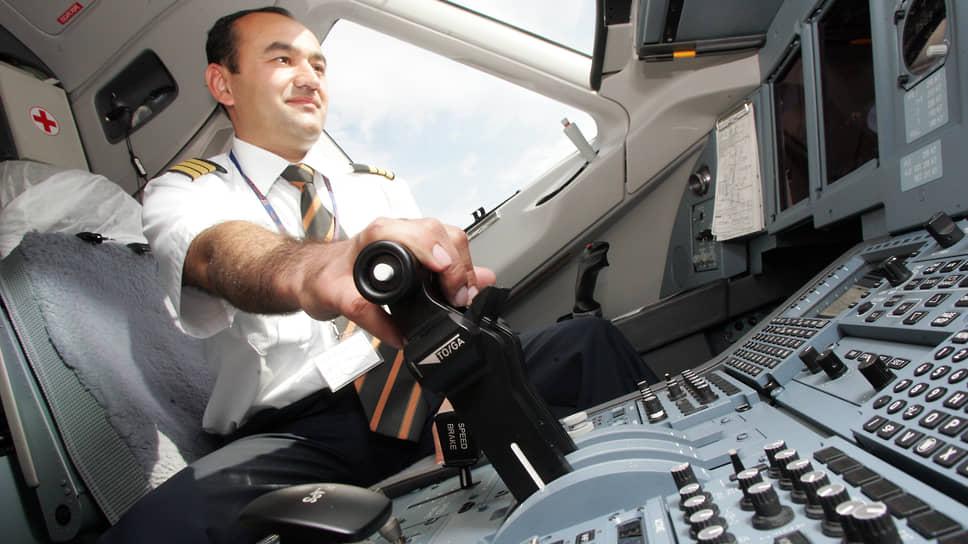 Путевку в большое небо многие пилоты получили в нашем Стригино
