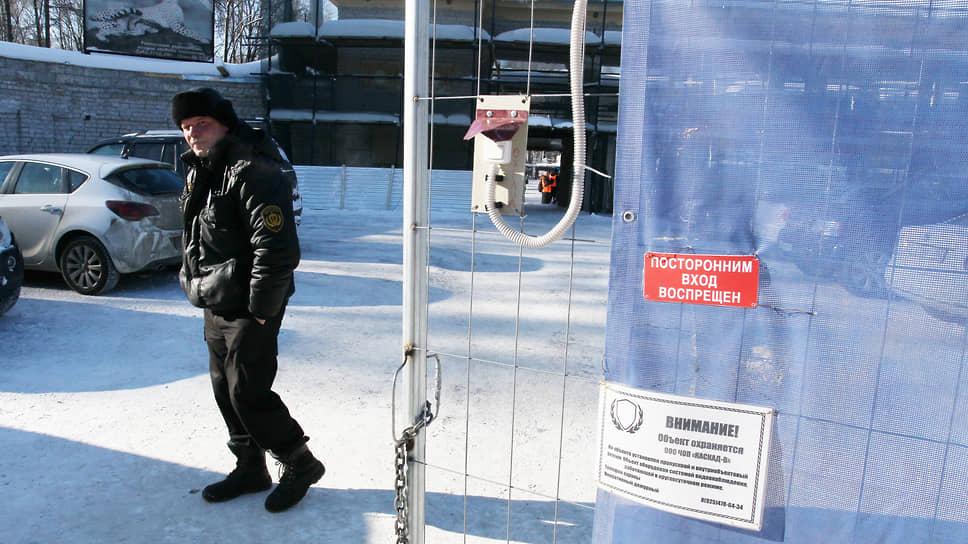 Что нижегородцы увидят в парке, когда охрану снимут?
