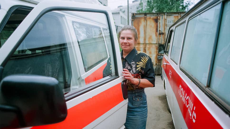 """Одна из самых редких женских профессий в Нижнем Новгороде – водитель """"Скорой помощи"""""""