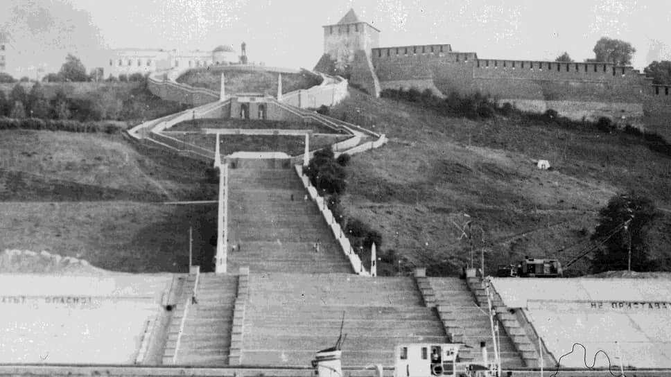 Строительство завершилось только к 1949 году