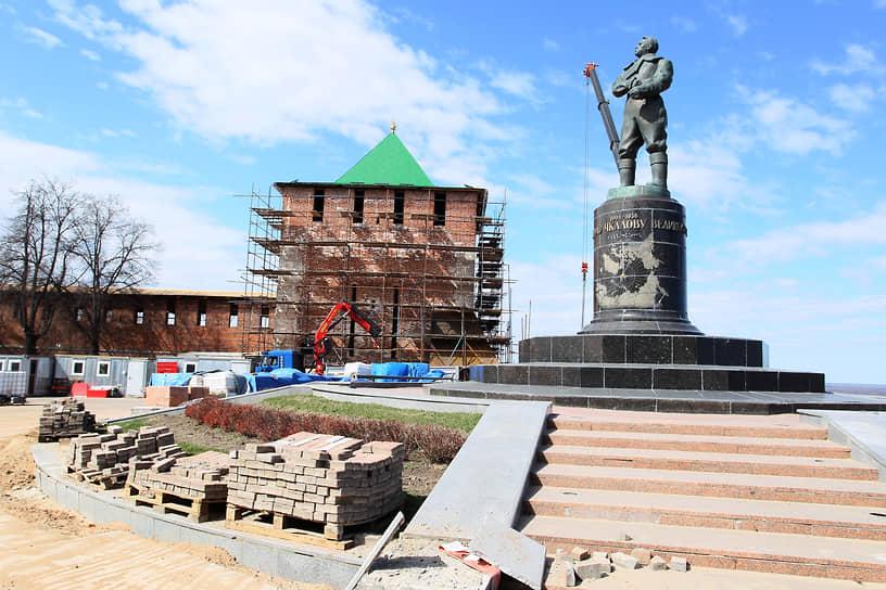 На ремонт Чкаловской лестницы выделили 159 млн рублей