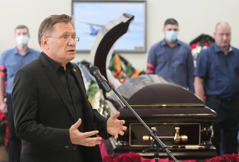 """Глава Госкорпорации """"Росатом"""" Алексей Лихачев выразил искренние соболезнования родным и близким"""