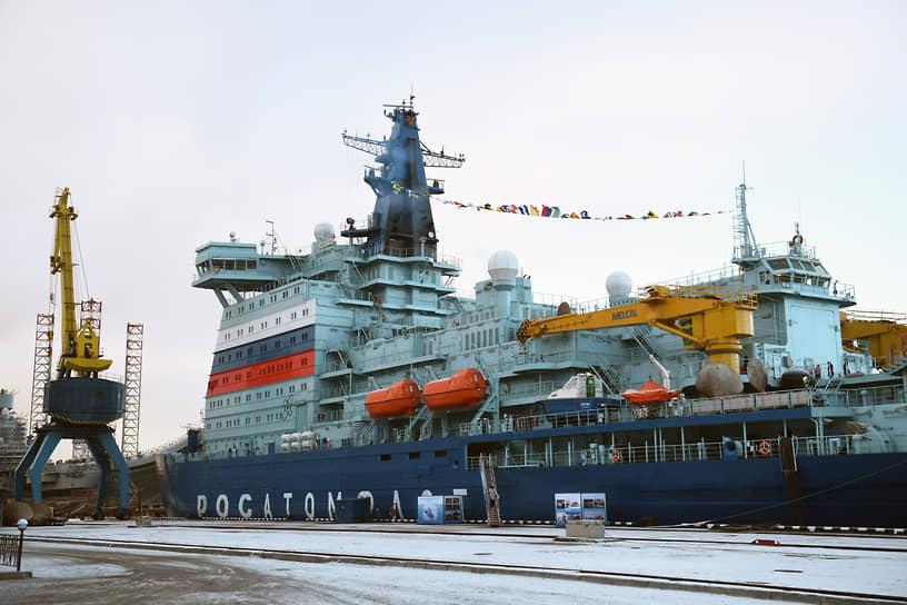 """На атомной энергии сегодня ходят ледоколы, в том числе головной универсальный ледокол """"Арктика"""""""