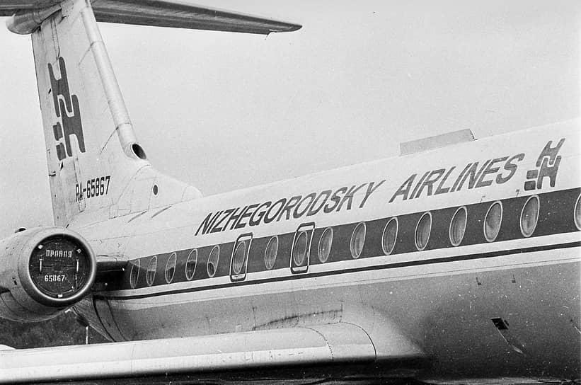 Nizhegorodsky Airlines – явный признак включенности города в международное авиасообщение