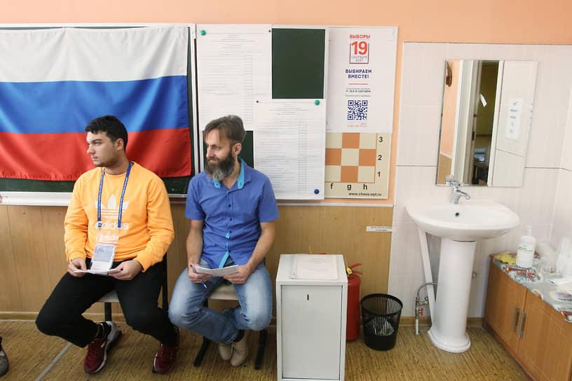Соблюдение закона о выборах контролировали тысячи наблюдателей