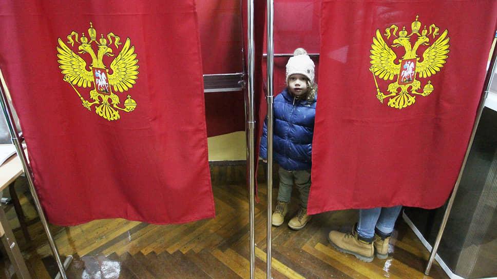 Для детей любые выборы это приключение, тем более с такими уютными кабинками