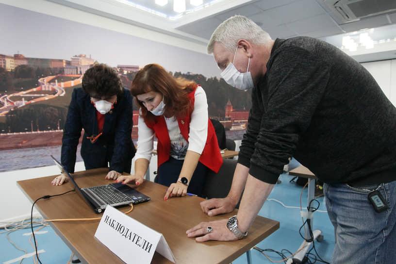 Все обнаруженные нарушения исправлялись дистанционно или отправкой представителей центра на избирательный участок