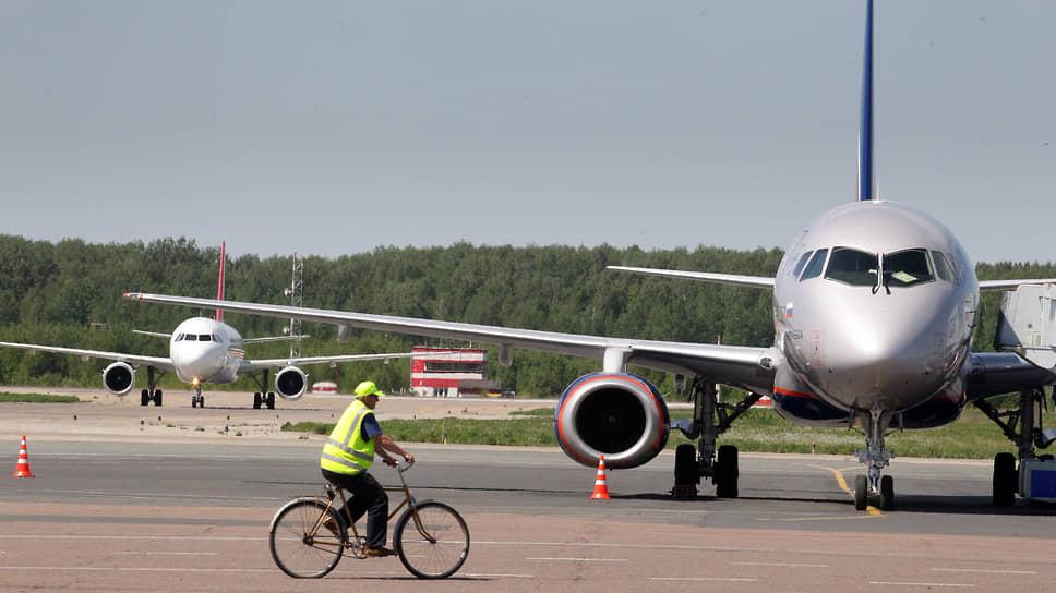 Велосипед во многих случаях может стать лучшим аэродромным транспортом, не требующим связи с диспетчером и не представляющим опасности для воздушных судов