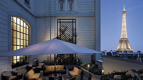 Массаж между Востоком и Западом  / Spa-центр в парижском отеле Shangri-La