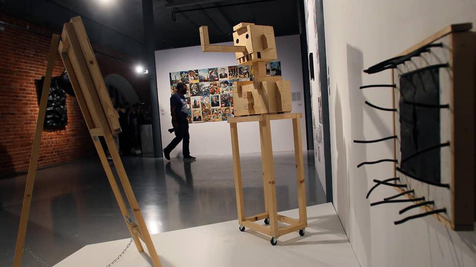Восемь равных / Лауреаты премии «Инновация» в Арсенале