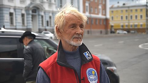 Непоседа отправился в тур  / Путешественник Валентин Ефремов отправился в свою новую экспедицию