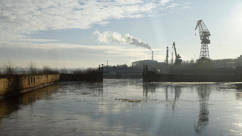 Вышли на открытую воду  / Нижегородские судостроительные предприятия обеспечены заказами до 2022 года