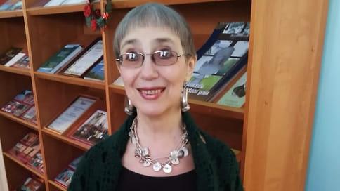 Больше, чем поэт  / Елена Крюкова стала лауреатом литературной премии имени Николая Благова