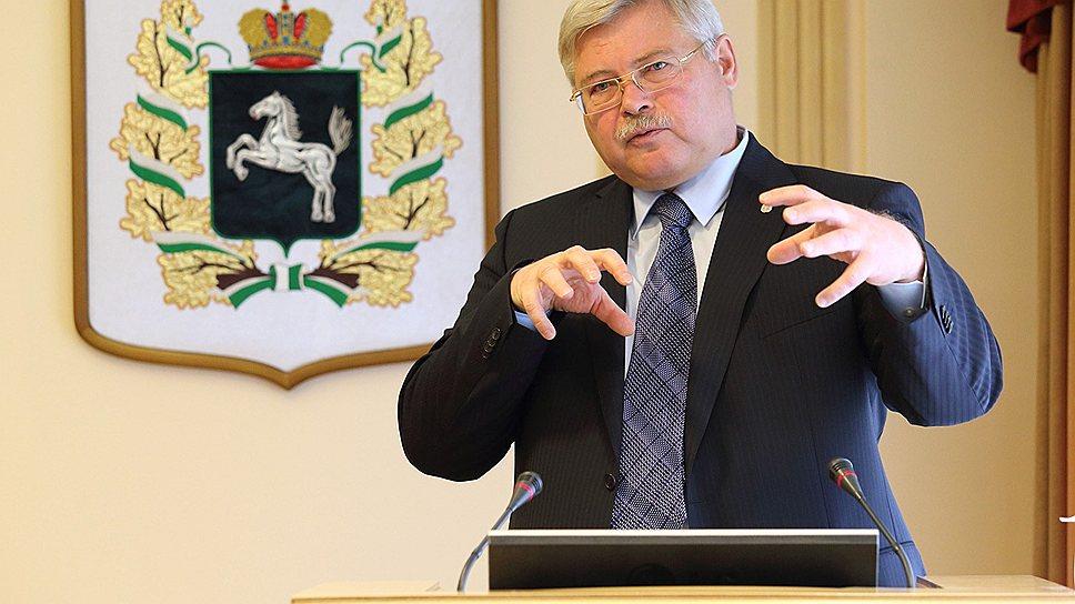 Сергей Жвачкин ищет выход из Томской области / Губернатор поставил задачу превратить регион в транзитный