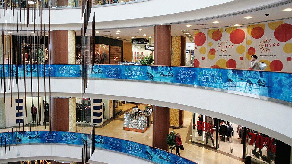 Большой спрос в Новосибирске на торговые площади, расположенные в современных объектах, подтолкнул новых владельцев «Ауры» вложиться в расширение ТРЦ
