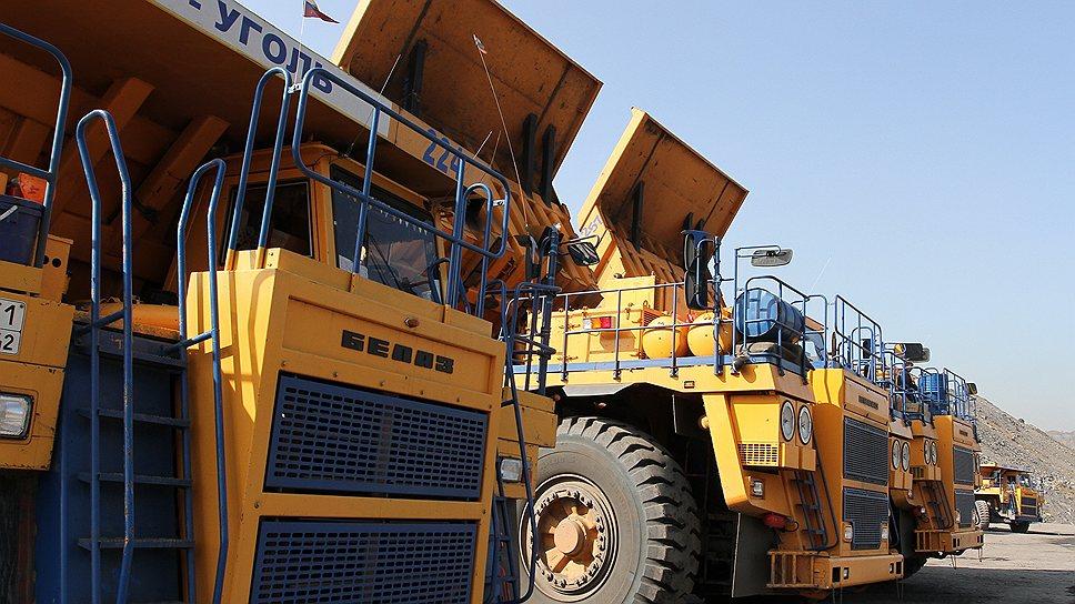 Одной из крупнейших угольных компаний Кузбасса – ХК «СДС-Уголь» на аукционе  за участок 8 Марта пришлось преодолевать упорное сопротивление ранее неизвестного в отрасли ООО «Мегаэкспорт»