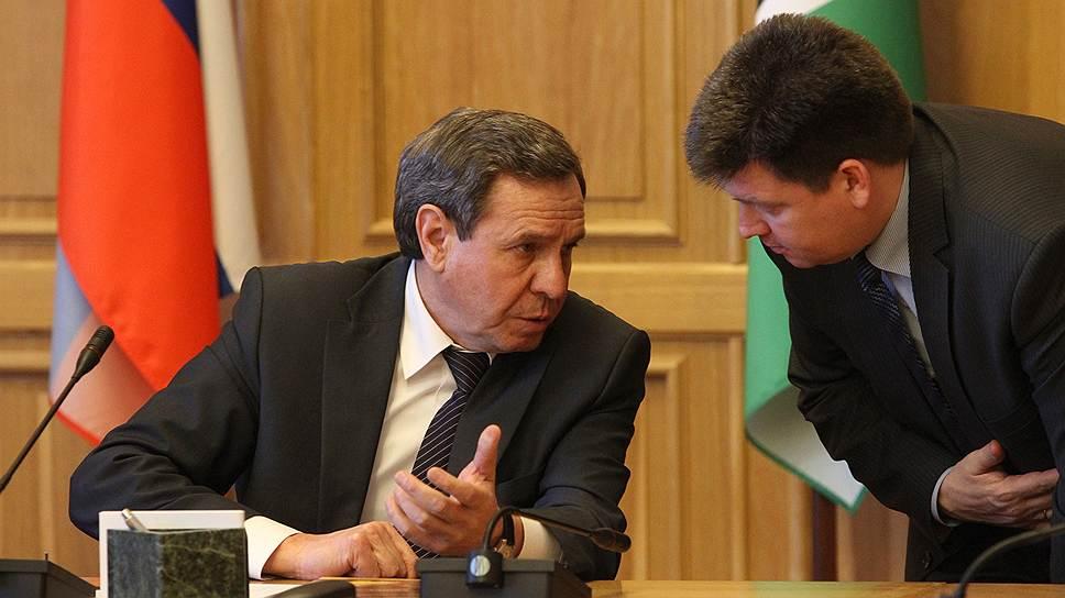 Владимир Городецкий вышел на новый уровень / Бывший мэр Новосибирска приступил к руководству областью